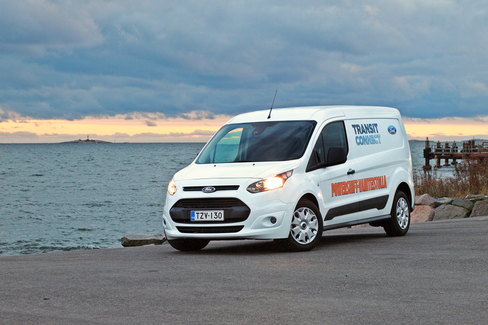 Ford Transit Connect 1,5 TDCi