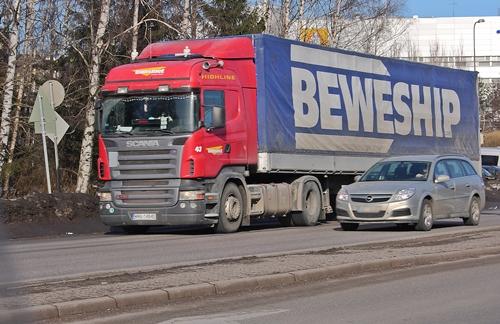 kabotaasi on maan sisäinen kuljetus kulkuneuvolla, joka on rekisteröity toiseen maahan